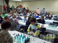 Tournoi scolaire d'échecs (4è édition)