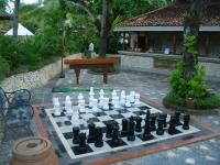 Jeux d'échecs géants à travers le monde
