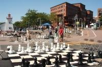 Bilan du Festival d'échecs géants (3è édition)