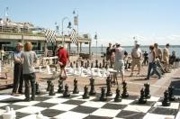 Un reportage sur le Festival d'échecs géants