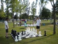 Une prestation au parc Lambert fort populaire