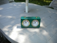 Horloge standard pour tournoi d'échecs