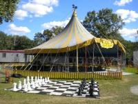 """Les échecs amusants à la """"Cité des arts du cirque"""""""