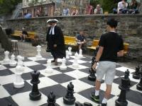 Les échecs amusants à Québec