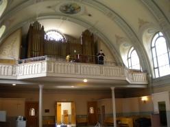 Un organiste